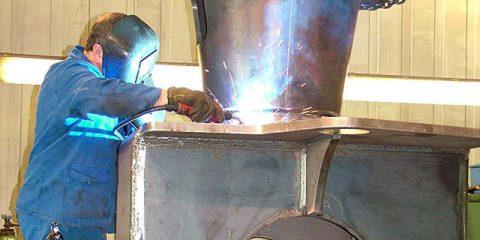 Zertifizierter Stahlbau, Schweissfachbetrieb