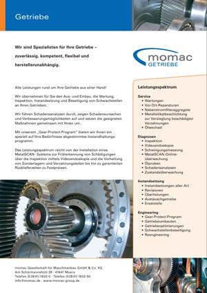 MetalSCAN Sensor zur online Getriebeüberwachung, Erkennung von Getriebeschäden, Lagerschäden, Verzahnungsschäden
