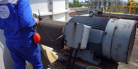 Service und Instandsetzung an Elektromotoren und Generatoren