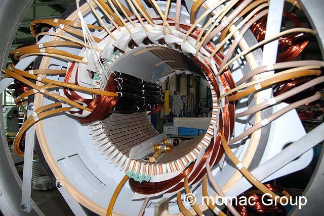 Elektromaschinenbau, Neuwicklung Elektromotoren