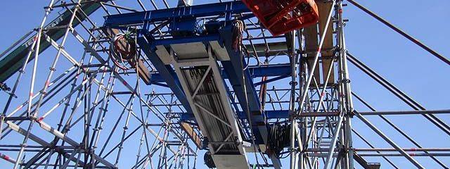 Um- und Neubau von Sondermaschinen