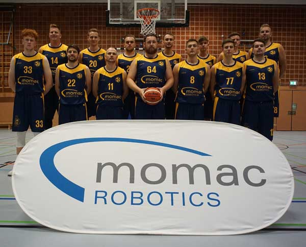 momac Group ist Sponsor der BGL Basketeballer