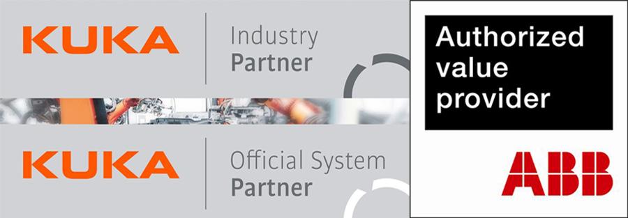 momac ist offizieller ABB Value Provider und KUKA Systempartner / Systemintegrator